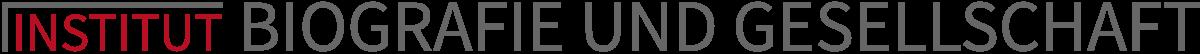 [Logo] Biografie und Gesellschaft